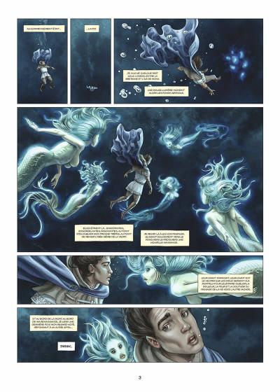 Page 4 les druides tome 5 - la pierre de destinée