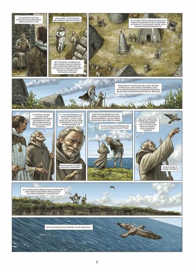 Page 6 les druides tome 5 - la pierre de destinée