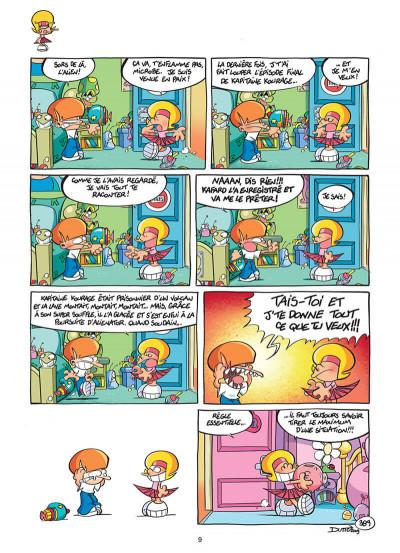 Page 0 les p'tits diables tome 10 - comment dompter son frère !!!
