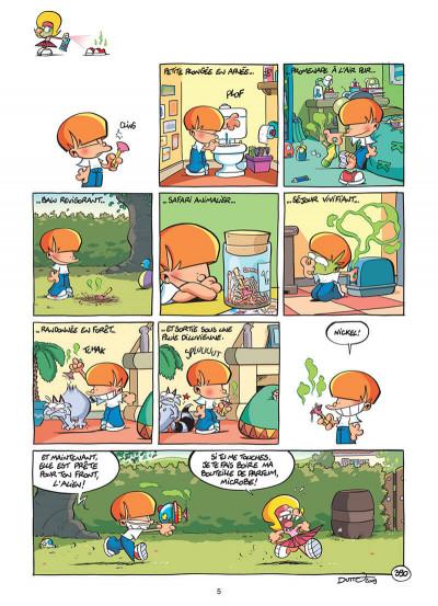 Page 6 les p'tits diables tome 10 - comment dompter son frère !!!