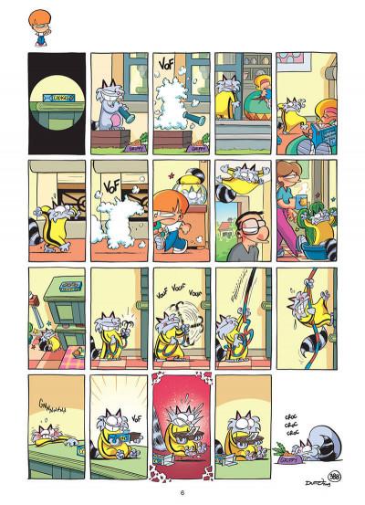 Page 7 les p'tits diables tome 10 - comment dompter son frère !!!