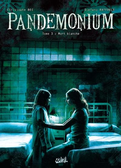 image de pandémonium tome 3 - mort blanche