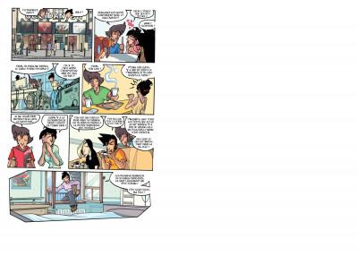 Page 1 les geeks tome 4 - hacker vaillant rien d'impossible