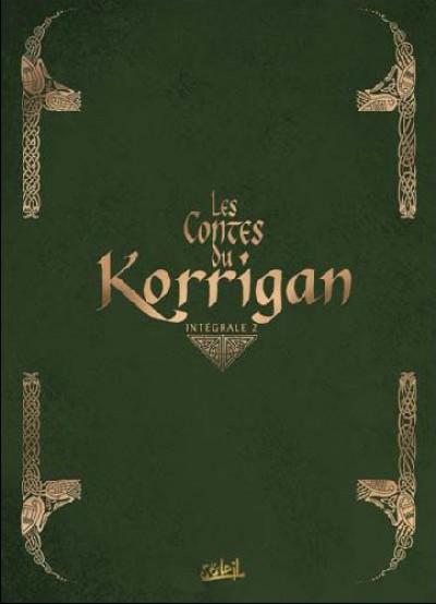 Couverture les contes du korrigan - intégrale tome 2 : tome 6 à tome 10