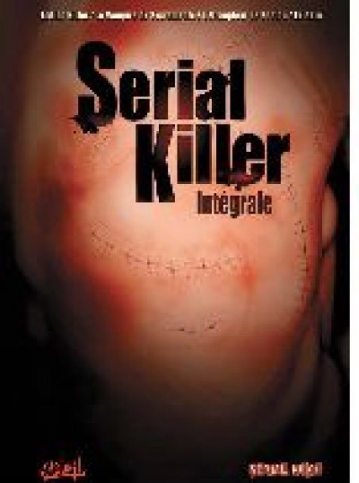 Couverture serial killer ; intégrale