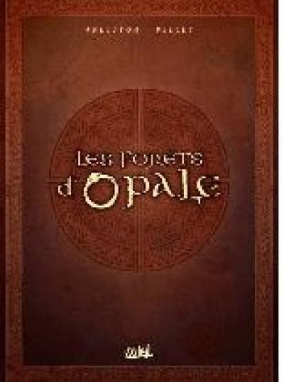 Couverture les forêts d'opale - coffret tome 1 à tome 3