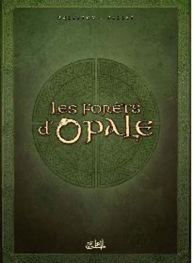 Couverture les forêts d'opale - coffret tome 4 à tome 6 (édition 2009)