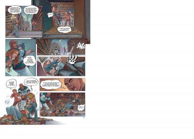 Page 1 explorers tome 1 - ouija