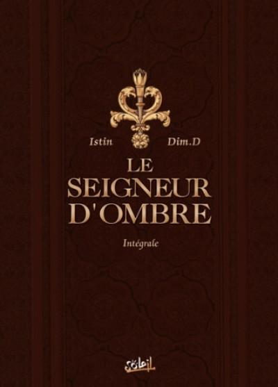 Couverture le seigneur d'ombre - intégrale tome 1 à tome 4