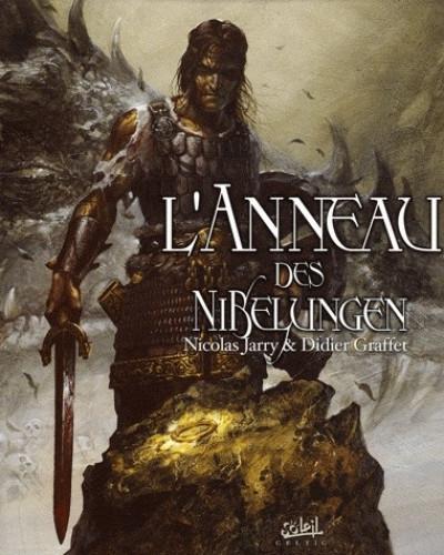 Couverture l'anneau des nibelungen (édition 2009)