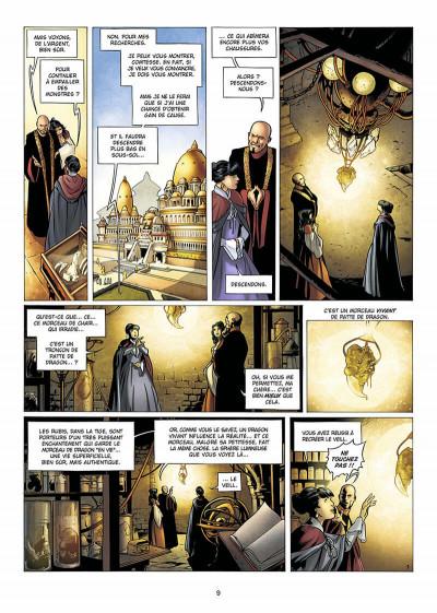 Page 0 la geste des chevaliers dragons tome 9 - aveugles
