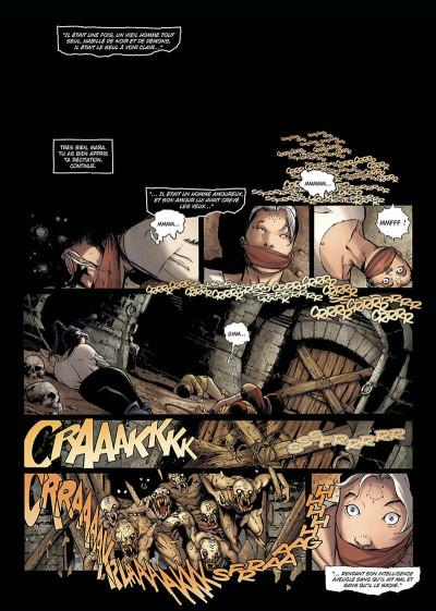 Page 4 la geste des chevaliers dragons tome 9 - aveugles