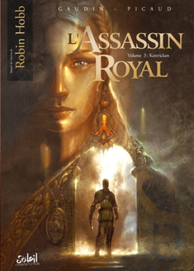 image de L'assassin royal tome 3 - kettricken