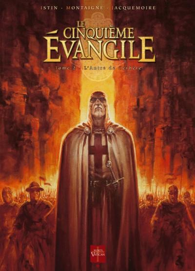 Couverture Le cinquième évangile tome 2