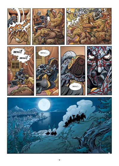 Page 0 marlysa tome 9 - retour à tolden