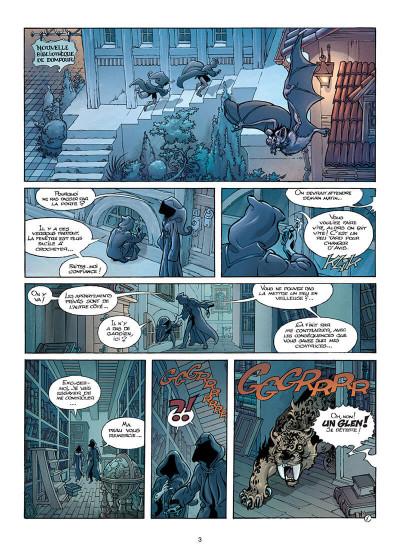 Page 4 marlysa tome 9 - retour à tolden