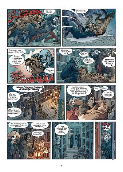 Page 5 marlysa tome 9 - retour à tolden