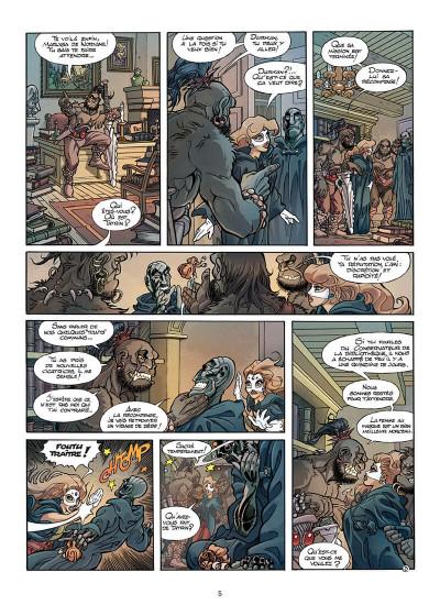 Page 6 marlysa tome 9 - retour à tolden