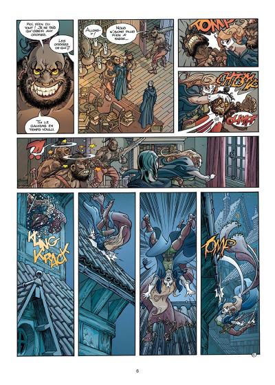 Page 7 marlysa tome 9 - retour à tolden