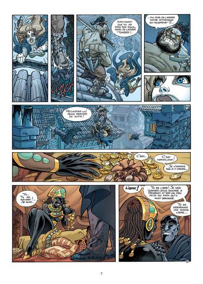 Page 8 marlysa tome 9 - retour à tolden
