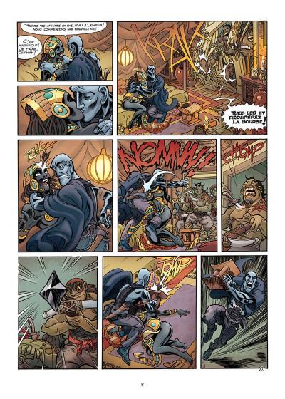 Page 9 marlysa tome 9 - retour à tolden