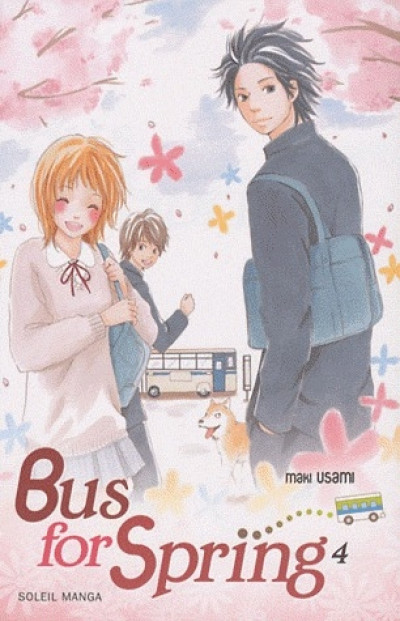 Couverture bus for spring tome 4