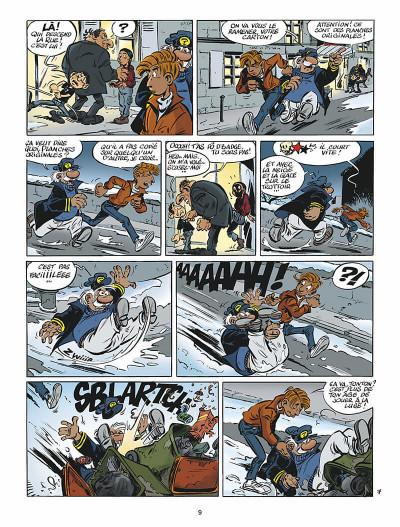 Page 0 léo loden tome 19 - spéculoos à la plancha