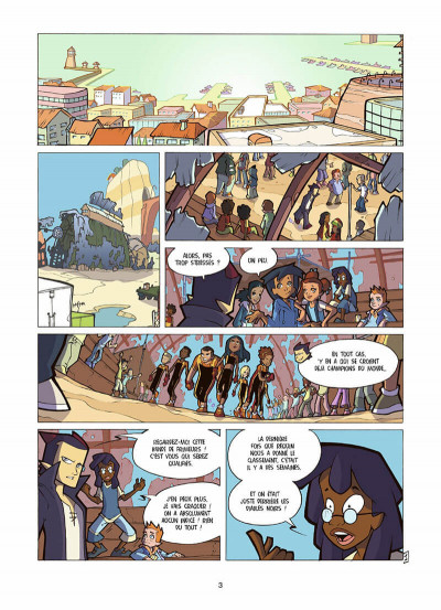 Page 4 foot 2 rue tome 12