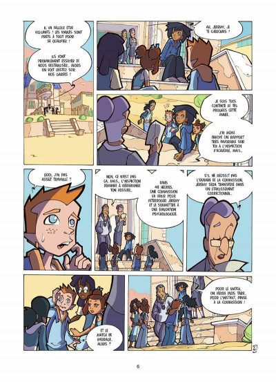 Page 7 foot 2 rue tome 12