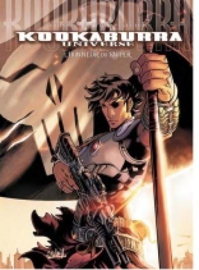 Couverture kookaburra universe tome 12 - l'honneur du sniper