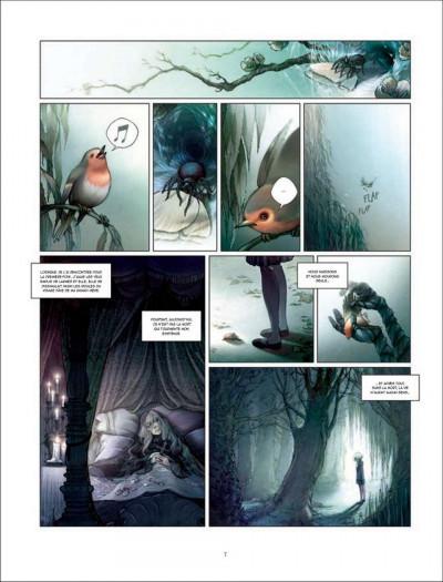 Page 3 End tome 1 - Elisabeth