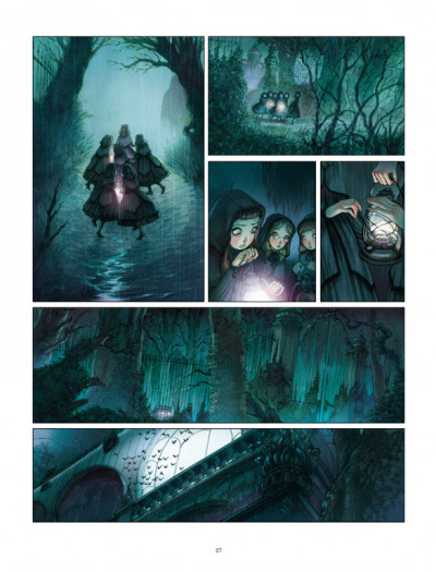 Page 5 End tome 1 - Elisabeth
