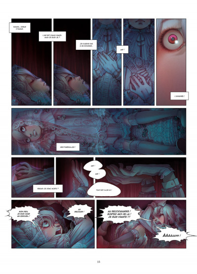 Page 1 End tome 1 - Elisabeth