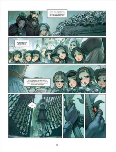 Page 2 End tome 1 - Elisabeth
