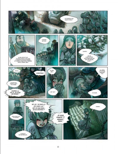 Page 7 End tome 1 - Elisabeth
