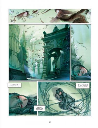 Page 8 End tome 1 - Elisabeth