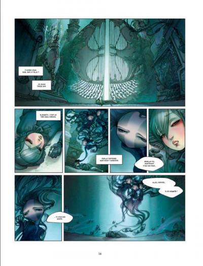 Page 9 End tome 1 - Elisabeth