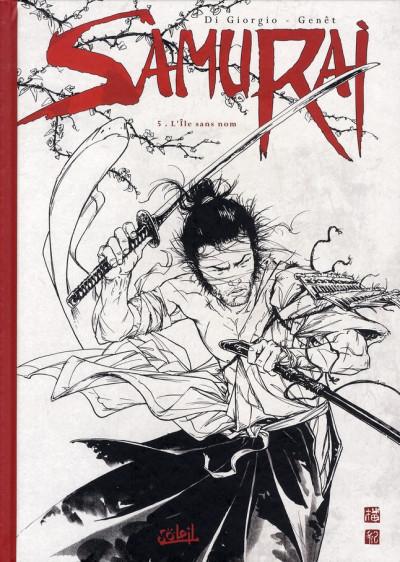 Couverture Samurai - tirage de luxe tome 5