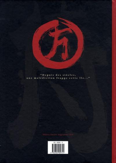 Dos Samurai - tirage de luxe tome 5