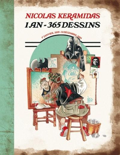 image de nicolas keramidas ; 1 an, 365 dessins