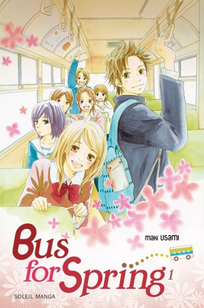 Couverture bus for spring tome 1