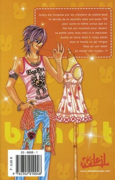 Dos fashion doll tome 1