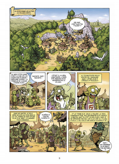 Page 4 Goblin's tome 4