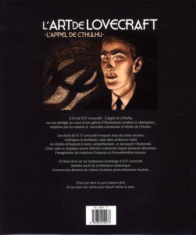 Dos l'art de h.p. lovecraft ; l'appel de cthulhu