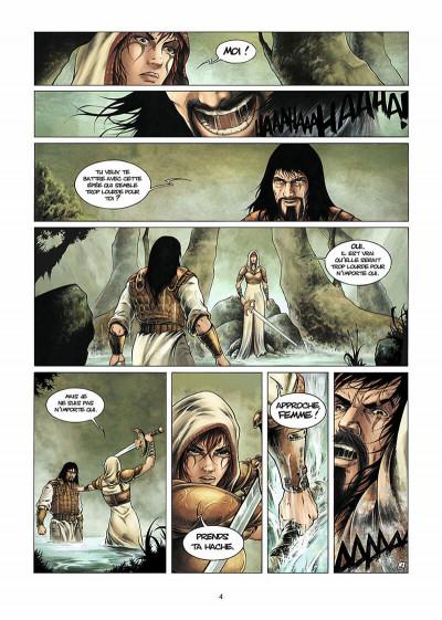 Page 5 lancelot tome 2