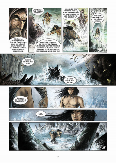 Page 8 lancelot tome 2