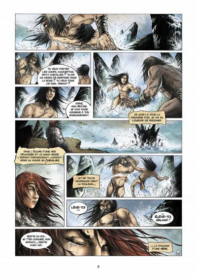 Page 9 lancelot tome 2