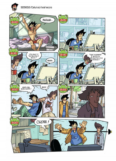 Page 5 les geeks tome 5 - Les geekettes contre-attaquent