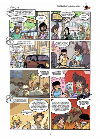 Page 6 les geeks tome 5 - Les geekettes contre-attaquent