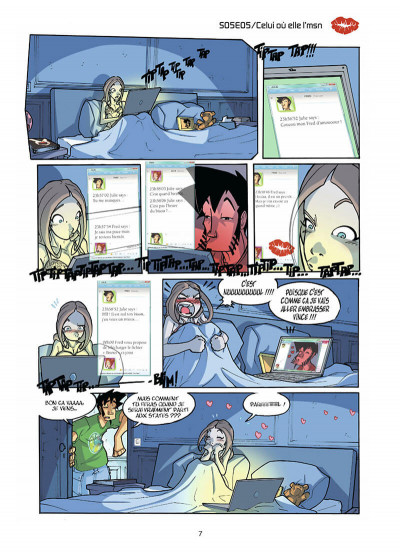 Page 8 les geeks tome 5 - Les geekettes contre-attaquent
